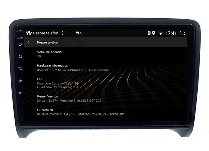 Navigatie Android Audi tt PX6 | AutoDrop.ro [6]