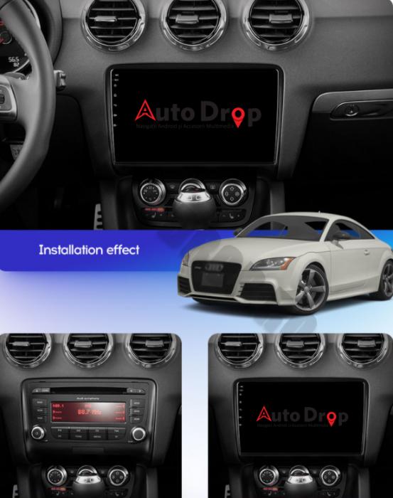 Navigatie Android Audi tt PX6 | AutoDrop.ro [18]
