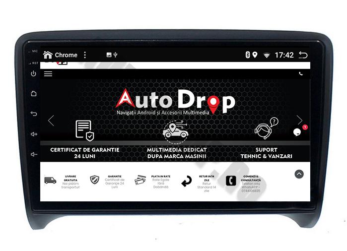 Navigatie Android Audi tt PX6 | AutoDrop.ro [9]
