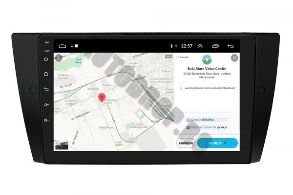 Navigatie Dedicata BMW E90-E91-E92 | AutoDrop.ro 8