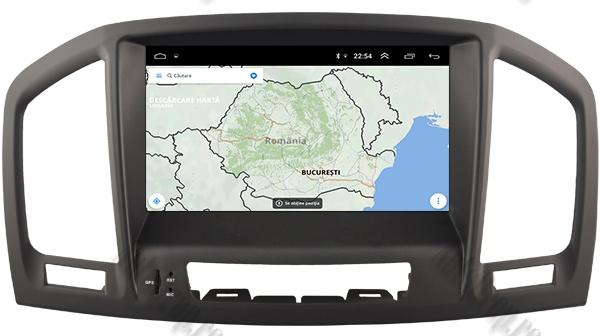 Navigatie Opel Insignia 2008-2011 4GB+64ROM | AutoDrop.ro 11