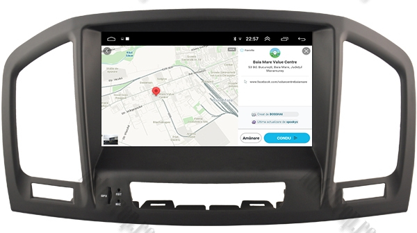 Navigatie Opel Insignia 2008-2011 4GB+64ROM | AutoDrop.ro 12