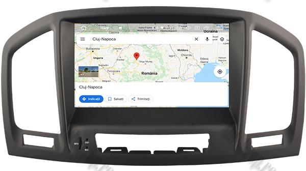 Navigatie Opel Insignia 2008-2011 4GB+64ROM | AutoDrop.ro 13