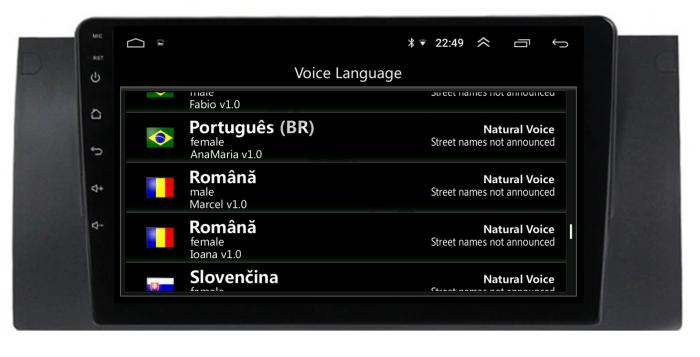 Navigatie BMW E39/E53 4GB RAM & 64GB ROM | AutoDrop.ro 9