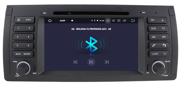 Navigatie BMW E39/E53 cu Android 10 - AutoDrop.ro [5]