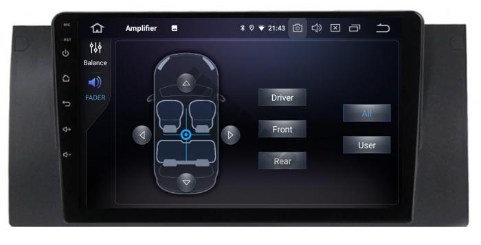 Navigatie BMW E39/E53 Ecran de 9Inch | AutoDrop.ro [5]