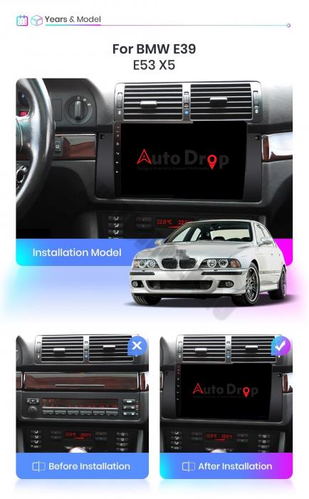 Navigatie Android BMW E39/E53   AutoDrop.ro [13]