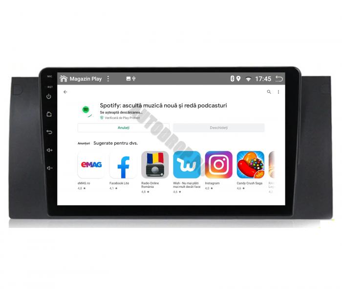 Navigatie Android BMW E39/E53   AutoDrop.ro [7]
