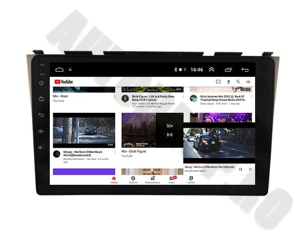 Navigatie Honda CRV Android 1+16GB | AutoDrop.ro 12