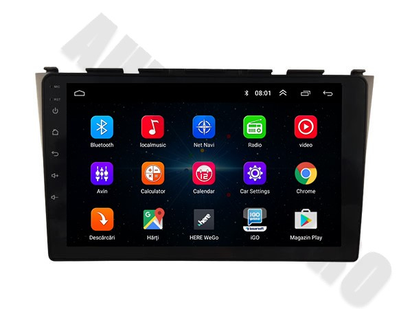 Navigatie Honda CRV Android 2+32GB | AutoDrop.ro 2
