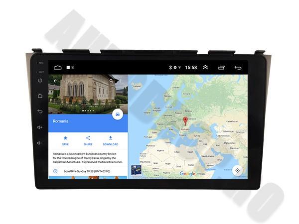 Navigatie Honda CRV Android 1+16GB | AutoDrop.ro 9