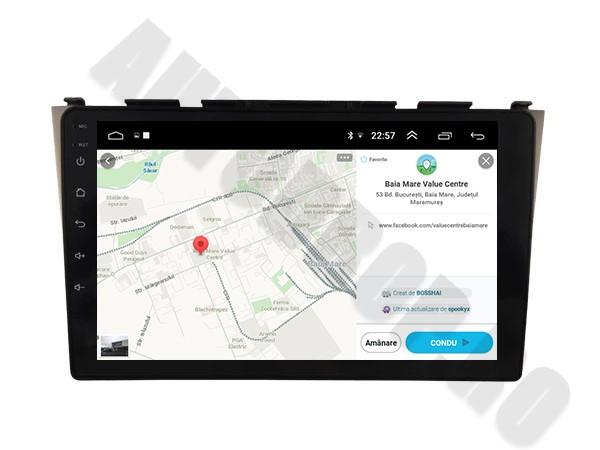 Navigatie Honda CRV Android 2+32GB | AutoDrop.ro 8