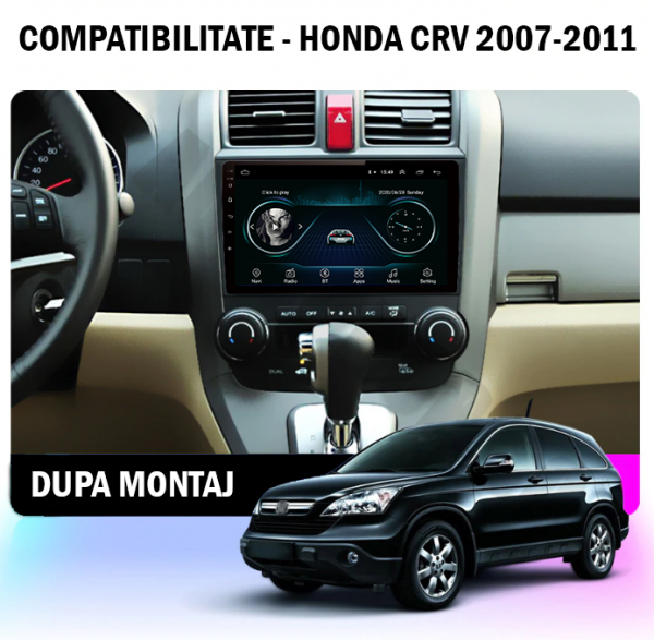 Navigatie Honda CRV Android 2+32GB | AutoDrop.ro 16