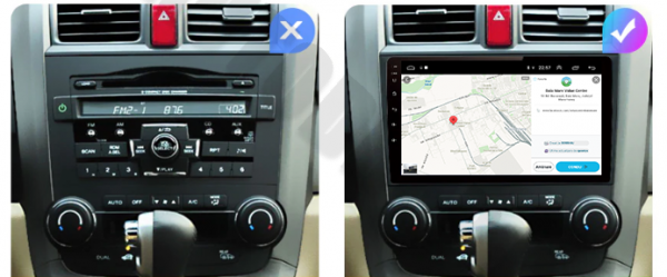 Navigatie Honda CRV Android 2+32GB | AutoDrop.ro 15