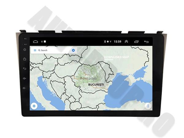 Navigatie Honda CRV Android 1+16GB | AutoDrop.ro 10