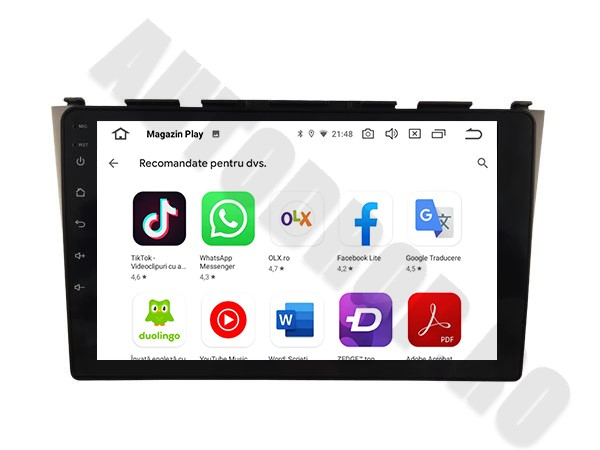 Navigatie Honda CRV Android 1+16GB | AutoDrop.ro 7