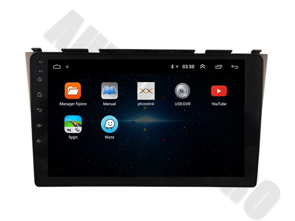 Navigatie Honda CRV Android 1+16GB | AutoDrop.ro 3