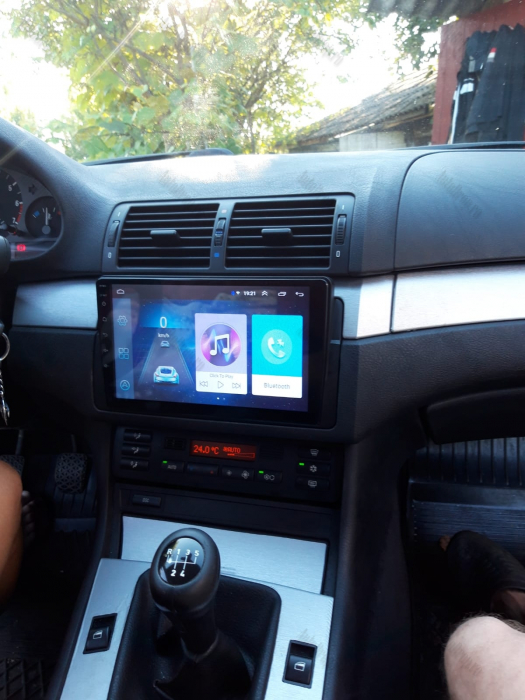 Navigatie Dedicata BMW E46 Android   AutoDrop.ro 18