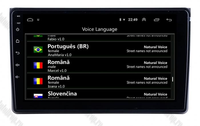 Navigatie Dedicata Audi A4 9 Inch Android | AutoDrop.ro 7