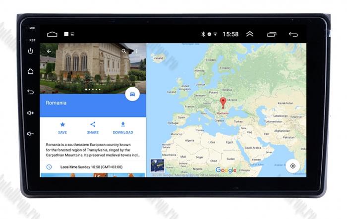 Navigatie Dedicata Audi A4 9 Inch Android | AutoDrop.ro 10