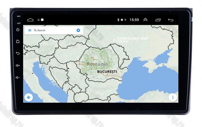 Navigatie Dedicata Audi A4 9 Inch Android | AutoDrop.ro 12