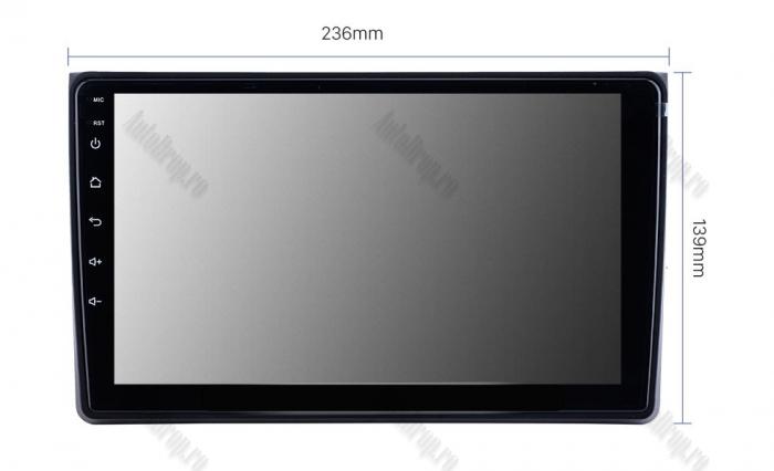 Navigatie Dedicata Audi A4 9 Inch Android | 2+32GB 15