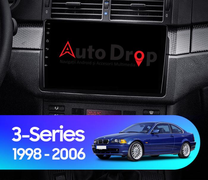 Navigatie Dedicata BMW E46 Android | AutoDrop.ro [20]