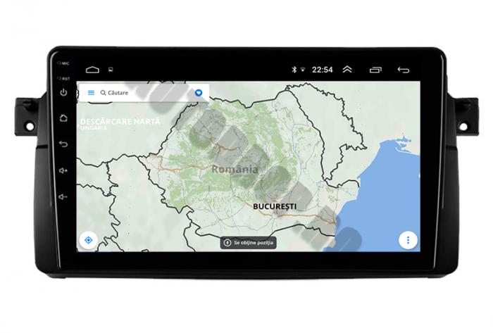Navigatie Auto BMW E46 9INCH 4+64GB | AutoDrop.ro [12]