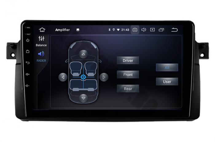 Navigatie Auto BMW E46 9INCH 4+64GB | AutoDrop.ro [6]