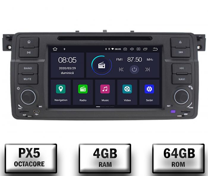 Navigatie Auto Dedicata Android 4+64GB | AutoDrop.ro [0]