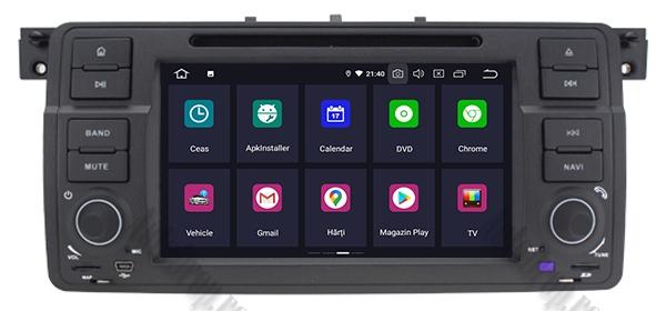 Navigatie Auto Dedicata Android 4+64GB | AutoDrop.ro 1