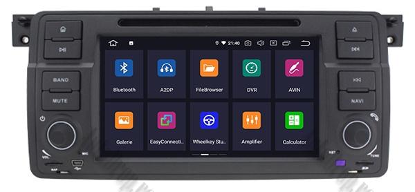 Navigatie Auto Dedicata Android 4+64GB | AutoDrop.ro 2