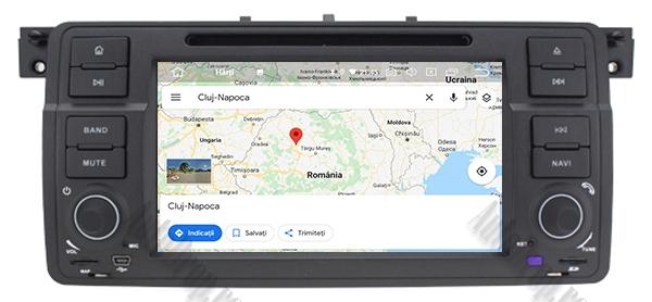 Navigatie Auto Dedicata BMW E46 | AutoDrop.ro 14