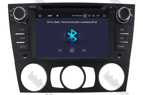 Navigatie BMW E90/E91/E92 Android, 4GB RAM si 64GB ROM 5