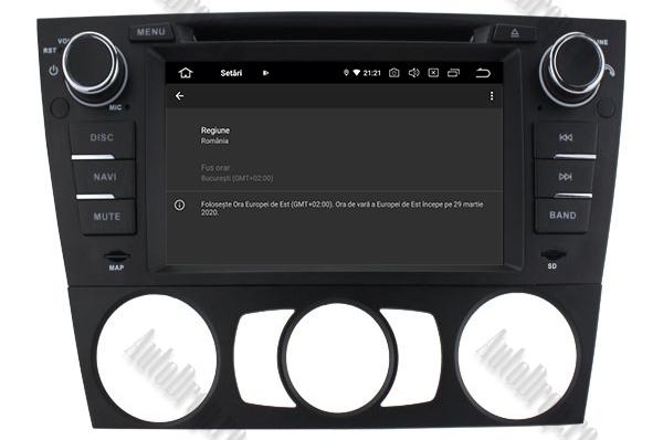 Navigatie BMW E90/E91/E92 Android, 4GB RAM si 64GB ROM 8