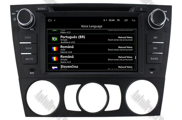 Navigatie BMW E90/E91/E92 Android, 4GB RAM si 64GB ROM 11