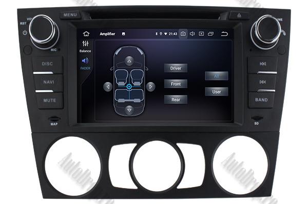 Navigatie BMW E90/E91/E92 Android, 4GB RAM si 64GB ROM 6