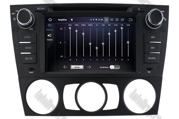 Navigatie BMW E90/E91/E92 Android, 4GB RAM si 64GB ROM 7