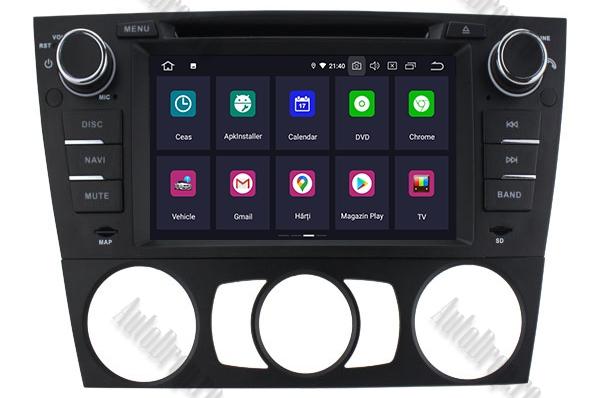 Navigatie BMW E90/E91/E92 Android, 4GB RAM si 64GB ROM 1