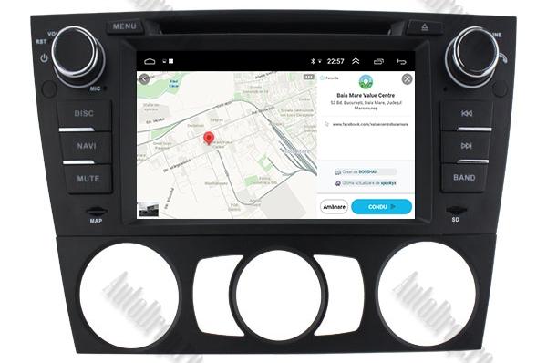 Navigatie BMW E90/E91/E92 Android, 4GB RAM si 64GB ROM 14