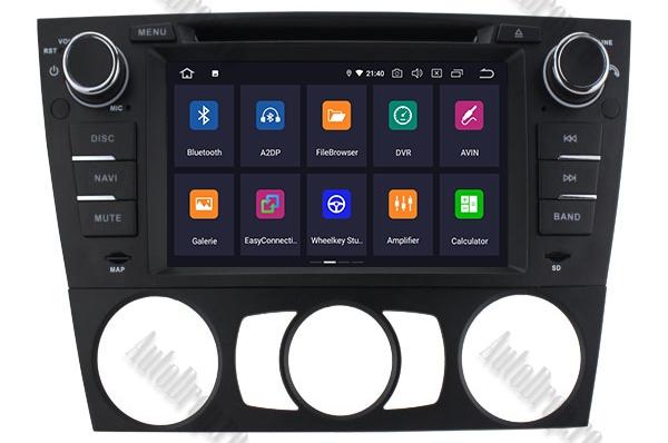 Navigatie BMW E90/E91/E92 Android, 4GB RAM si 64GB ROM 2