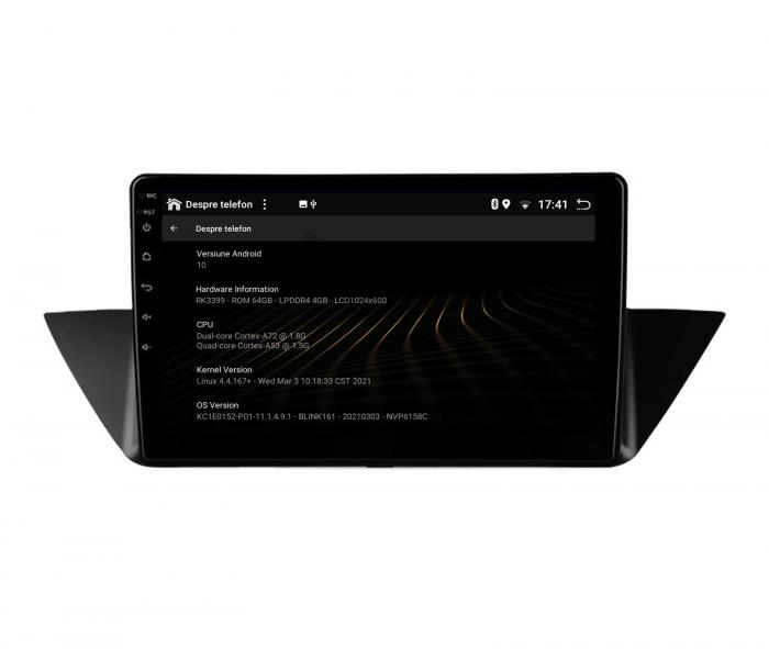Navigatie Android 10 BMW X1 PX6 | AutoDrop.ro [14]