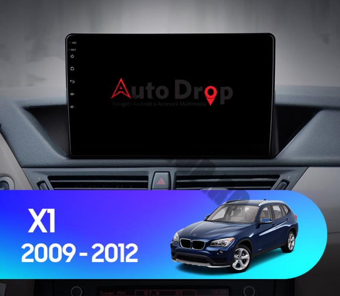 Navigatie Android 10 BMW X1 PX6 | AutoDrop.ro [18]