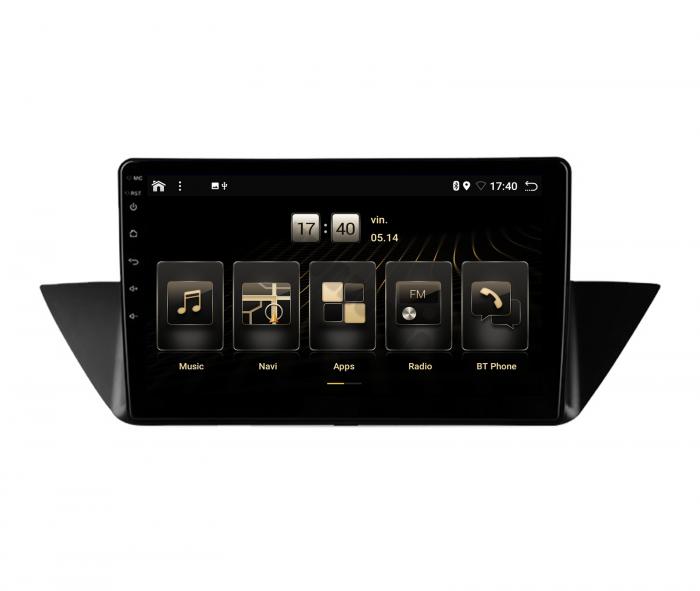 Navigatie Android 10 BMW X1 PX6 | AutoDrop.ro [1]