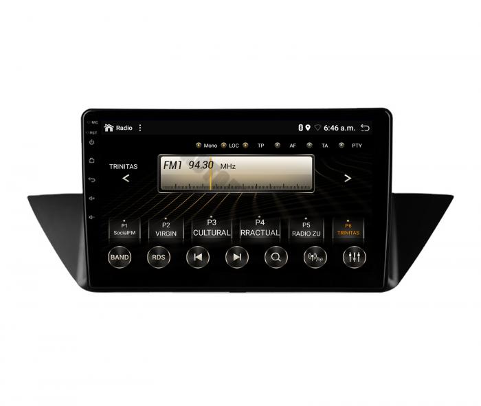 Navigatie Android 10 BMW X1 PX6 | AutoDrop.ro [3]