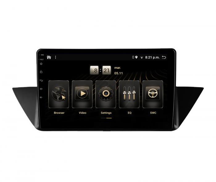 Navigatie Android 10 BMW X1 PX6 | AutoDrop.ro [2]