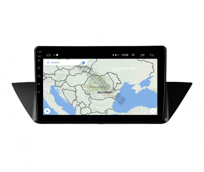 Navigatie Android 10 BMW X1 PX6 | AutoDrop.ro [13]