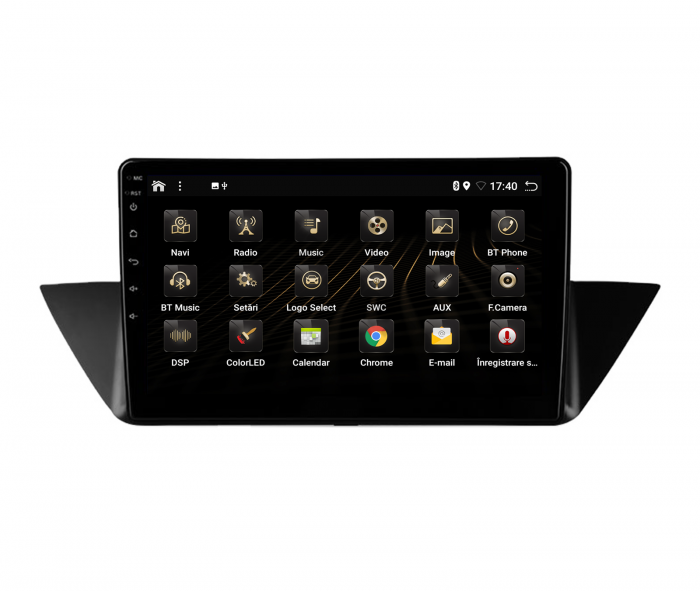Navigatie Android 10 BMW X1 PX6 | AutoDrop.ro [6]