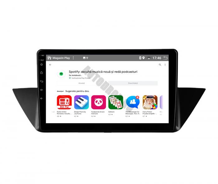 Navigatie Android 10 BMW X1 PX6 | AutoDrop.ro [10]