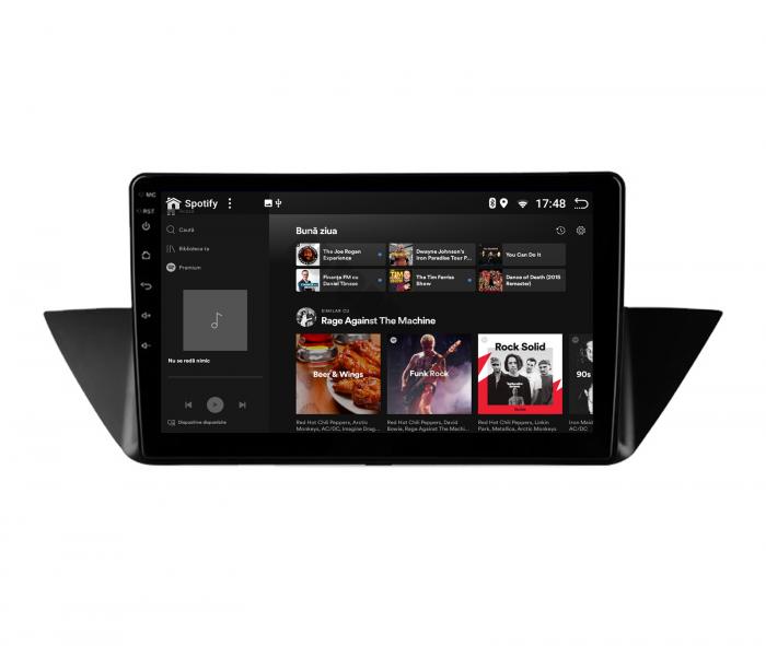 Navigatie Android 10 BMW X1 PX6 | AutoDrop.ro [9]